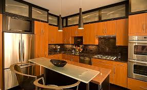 Traditional Kitchen Designs 2013 Traditional Wooden Kitchen Design With Wooden Cabinets And A