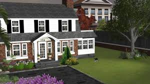 picture of dutch colonial house house pictures