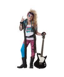 80s glam rocker costume 1980s kid costumes