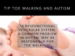 Clothing For Children With Autism Tiptoe Walking And Autism Healdove