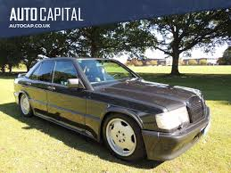 used 1989 mercedes benz 190 mercedes 190 e 2 5 16 for sale in