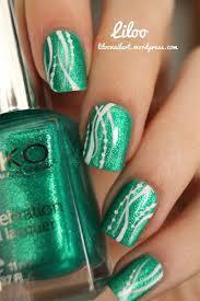 nails art design pictures 2014 green nail art designs u0026 ideas