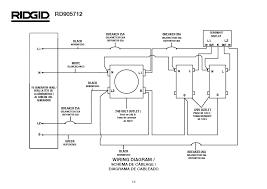 ridgid rd905712 generator