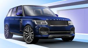 luxury range rover overfinch u0027s 2018 range rover most luxury suv ever created