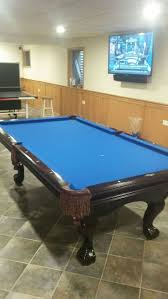 Antique Brunswick Pool Tables by 68 Best Used Pool Tables For Sale Prices Vary By Your Location