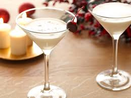 martinis recipes white chocolate cherry martini recipe devour cooking channel