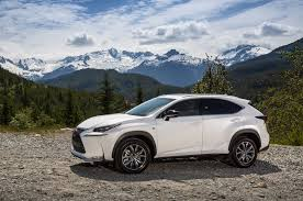 white lexus is300 2015 lexus nx 200t nx 300h first drive motor trend