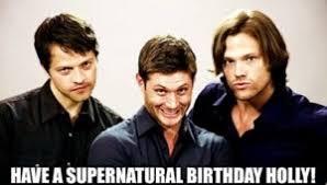Supernatural Birthday Meme - supernatural memes a huge collection of funny supernatural memes