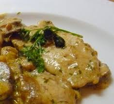 wild mushroom gravy recipe dishmaps 55 best veal images on pinterest veal scallopini food and