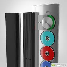 bang olufsen home theater system bang olufsen audio system 3d model cgtrader