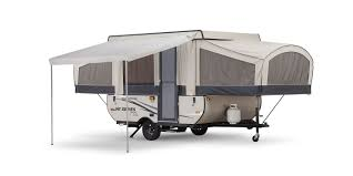Trail Pop Up Awning Jay Series Sport Camping Trailers Jayco Inc