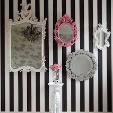 provencal heart top white mirror luxury mirror