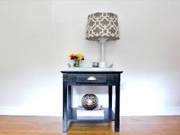 5 ways to update a simple nightstand hgtv