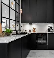 matte black kitchen cabinets paint how to rock a matte black kitchen superdraft australia