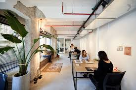 new co working space in town telavivian