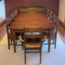 large dining tables to seat 10 foter