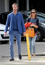 pippa middleton charters a private jet with james matthews to
