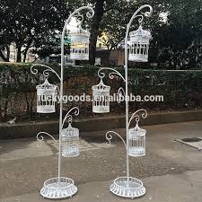 fashionable wholesale wedding centerpiece wedding bird cage at the