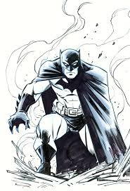 batman sketch by miketron2000 on deviantart