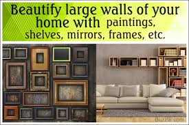jaw dropping large wall decorating ideas that are simply timeless
