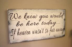 we know you would be here wedding sign pallet sign distressed