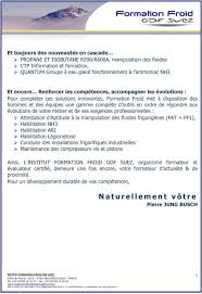 fluides frigorig es bureau veritas formation froid le catalogue 15 16 pdf
