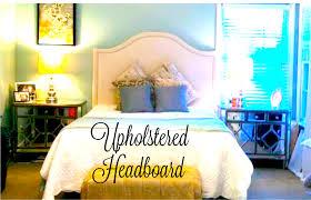 Upholstered Headboards Diy by Kitchen 11 Diy Fabric Headboards Diy Upholstered Headboard 3 In
