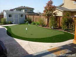 livermore ca backyard putting green forever greens