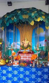 Home Decor In Mumbai 392 Best Ganapati U0026 Deity Decoration Images On Pinterest Ganesha