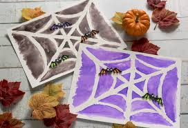 Unique Halloween Crafts - easy halloween crafts for kids sugar drawings mod podge rocks