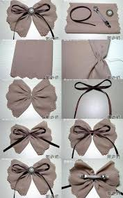 how to make your own hair bows diy tutorial diy hair bows how to make your own pretty bow