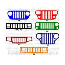jeep grill logo vector jeep grill tattoo tr st d this is me pinterest jeep
