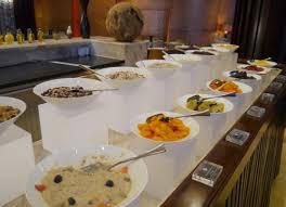 breakfast buffet at fazaris the address downtown dubai