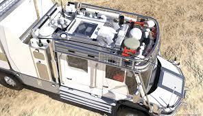 survival truck kiravan the ultimate survival vehicle recoil offgrid