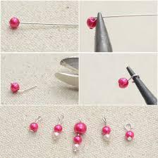 Beaded Chandelier Clip Earrings White Beaded Earrings Where To Buy Pretty Beads