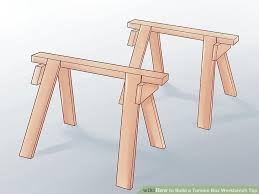 how to build a torsion box workbench top with pictures wikihow
