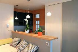 cuisine ouverte sur salon surface amenagement cuisine 20m2 amenagement cuisine surface en