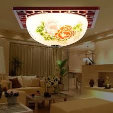 Bedroom Ceiling Light Online Get Cheap Bamboo Ceiling Lamp Aliexpress Com Alibaba Group