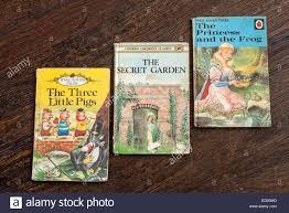 ladybird books pigs secret garden
