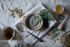 masking cuisine how to a purifying clay mask hortus