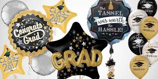party city coupons halloween 201 black gold u0026 silver graduation balloons party city
