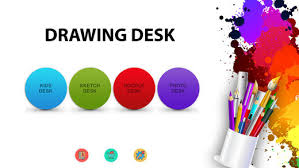 drawing desk draw paint color u0026 sketch board on the app store