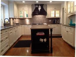savannah maple two tone kitchen transitional kitchen chicago