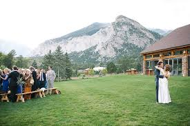 cheap wedding venues in colorado outdoor weddings in colorado at mt princeton hot springs resort