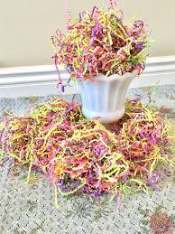 gift basket shredded paper shredded paper for gift baskets etsustore