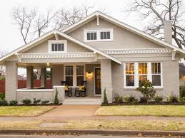 craftsman style bungalow home design brick craftsman bungalow style homes backyard fire