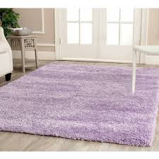 Blue Fuzzy Rug Safavieh California Solid Shag Area Rug Or Runner Walmart Com