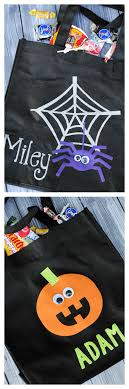 personalized trick or treat bags 8 diy trick or treat bags