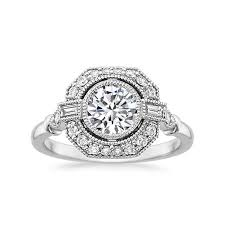 cheap diamond engagement rings for women the engagement ring trends to out for in 2017 brides