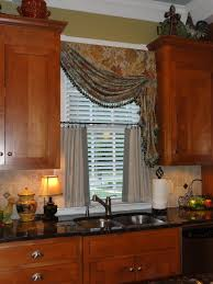 Kitchen Window Curtains by Brown Rattan Storage Boxes Kitchen Window Curtain Ideas Oval Glass